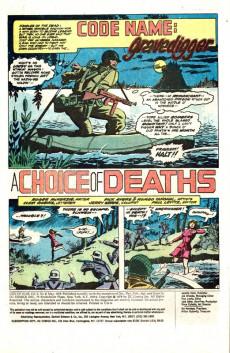 Extrait de Men of War Vol.1 (DC Comics - 1977) -6- (sans titre)