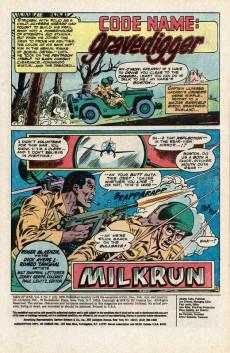 Extrait de Men of War Vol.1 (DC Comics - 1977) -7- Milkrun!