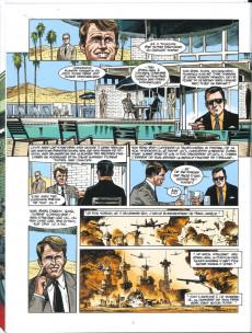 Extrait de Les grands personnages de l'histoire en bandes dessinées -26- Kennedy