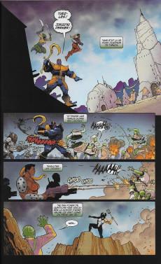 Extrait de Thanos (Fresh Start) -1- Sanctuaire zéro (1/6)