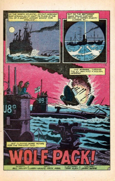 Extrait de Men of war Vol.1 (DC comics - 1977) -15- (sans titre)