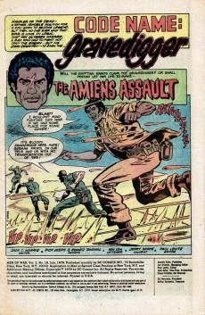 Extrait de Men of war Vol.1 (DC comics - 1977) -18- The Amiens Assault