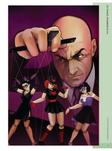 Extrait de The Art of DC comics Bombshells - The Art of DC Comics Bombshells