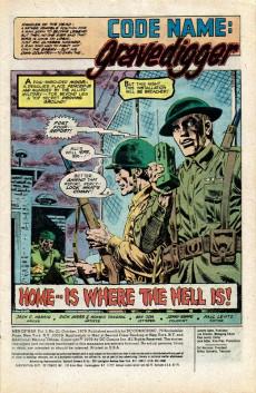 Extrait de Men of war Vol.1 (DC comics - 1977) -21- The Invasion!
