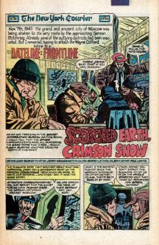 Extrait de Men of war Vol.1 (DC comics - 1977) -22- Death in the Hall of Mirrors!
