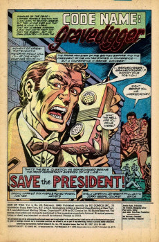 Extrait de Men of war Vol.1 (DC comics - 1977) -25- (sans titre)