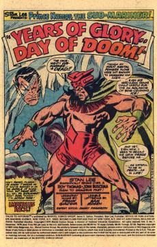 Extrait de Tales to astonish Vol. 2 (Marvel - 1979) -1- (sans titre)