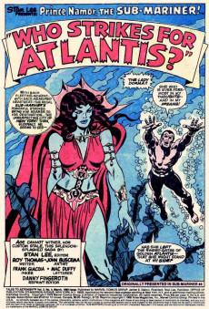 Extrait de Tales to Astonish Vol. 2 (Marvel - 1979) -4- (sans titre)