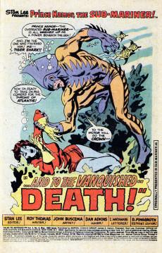 Extrait de Tales to Astonish Vol. 2 (Marvel - 1979) -6- (sans titre)