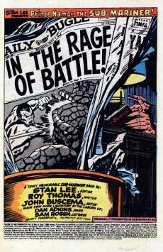 Extrait de Tales to Astonish Vol. 2 (Marvel - 1979) -8- In the Rage of Battle!