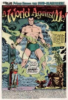 Extrait de Tales to astonish Vol. 2 (Marvel - 1979) -12- (sans titre)