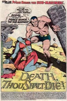 Extrait de Tales to astonish Vol. 2 (Marvel - 1979) -13- Death, Thou Shalt Die!