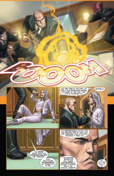 Extrait de The trials of Shazam (DC comics - 2006) -6- Hercules Chained!