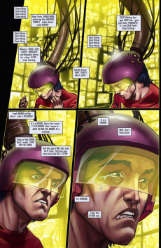 Extrait de The trials of Shazam (DC comics - 2006) -8- Atlas: Plugged!