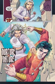 Extrait de The trials of Shazam (DC comics - 2006) -7- Power Struggle!