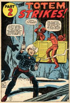 Extrait de Rawhide Kid Vol.1 (Atlas/Marvel - 1955) -22- Beware the Terrible Totem!