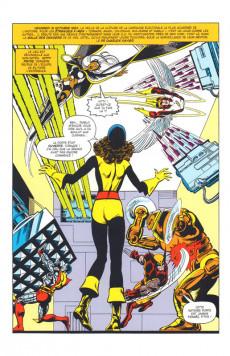 Extrait de X-Men (L'intégrale) -5INTc2020- 1981