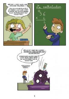 Extrait de Brèves d'école -1- La pédagogie est un art