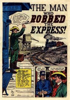 Extrait de Rawhide Kid Vol.1 (Atlas/Marvel - 1955) -25- The Bat Strikes!