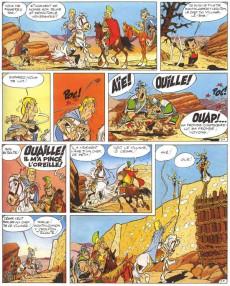 Extrait de Astérix -14d1995- Astérix en Hispanie