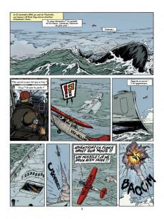 Extrait de Lefranc - La Collection (Hachette) -29- La Stratégie du chaos