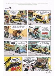Extrait de Gaston (Hors-série) -Pub- L'écologie selon Lagaffe