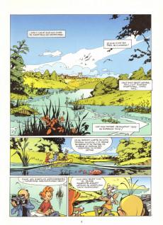 Extrait de Spirou et Fantasio -47- Paris-sous-Seine