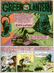 Extrait de Green Lantern Vol.1 (DC Comics - 1941) -1- (sans titre)