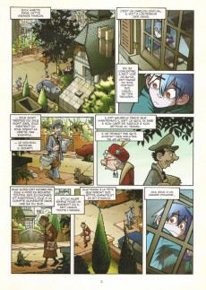 Extrait de Monster Allergy -6- Charlie Schuster arrive !
