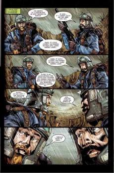 Extrait de Star Wars - Clone Wars -3- Dernier combat sur Jabiim