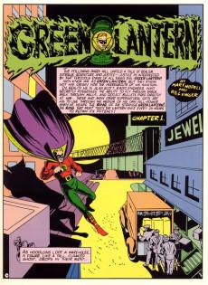 Extrait de Green Lantern Vol.1 (DC Comics - 1941) -2- (sans titre)