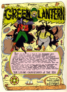Extrait de Green Lantern Vol.1 (DC Comics - 1941) -3- (sans titre)