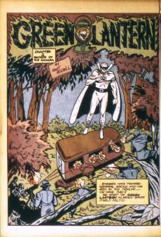 Extrait de Green Lantern Vol.1 (DC Comics - 1941) -5- (sans titre)
