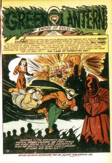 Extrait de Green Lantern Vol.1 (DC Comics - 1941) -6- (sans titre)