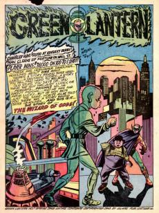 Extrait de Green Lantern Vol.1 (DC Comics - 1941) -7- The Wizard of Odds!
