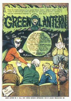 Extrait de Green Lantern Vol.1 (DC Comics - 1941) -9- (sans titre)
