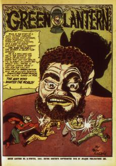 Extrait de Green Lantern Vol.1 (DC Comics - 1941) -10- The Man Who Wanted the World!