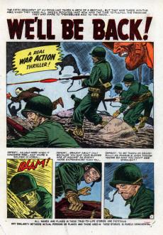 Extrait de War Action (Atlas - 1952) -10- We'll Be Back!