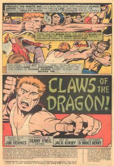 Extrait de Richard Dragon, Kung-Fu Fighter (DC Comics - 1975) -3- (sans titre)