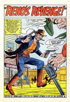 Extrait de Rawhide Kid Vol.1 (Atlas/Marvel - 1955) -56- Fall of a Hero!