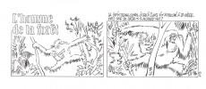 Extrait de Mini-récits et stripbooks Spirou -MR4268- Deux histoires d'orangs-outans