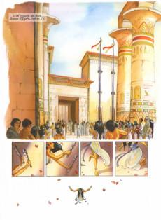 Extrait de Le roi de Paille -1- La Fille de Pharaon