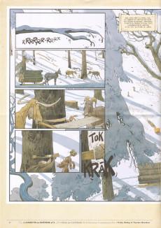 Extrait de Le château des Animaux -4- La Gazette du Château n°4