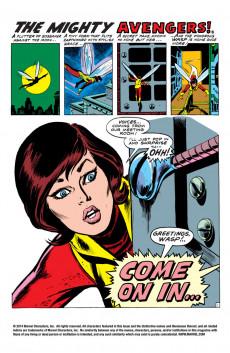 Extrait de Women of Marvel (2006) -INT02- Women of Marvel, Vol. 2