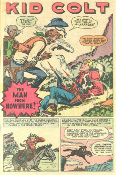 Extrait de Kid Colt Outlaw (Marvel - 1948) -9- Issue # 9