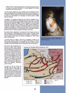 Extrait de Lefranc - La Collection (Hachette) -IX- Les batailles de moselle