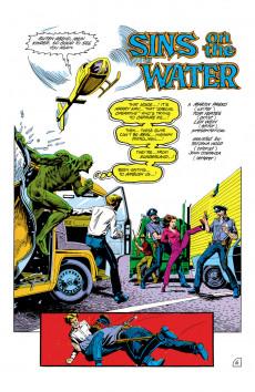 Extrait de Swamp Thing Vol.2 (DC comics - 1982) -6- (sans titre)