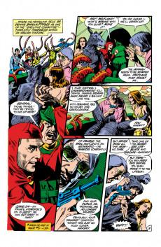Extrait de Swamp Thing Vol.2 (DC comics - 1982) -7- (sans titre)