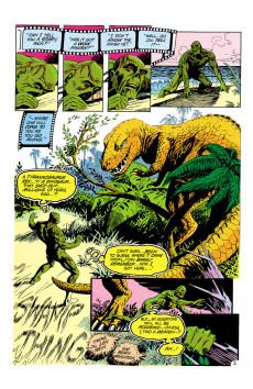 Extrait de Swamp Thing Vol.2 (DC comics - 1982) -8- (sans titre)