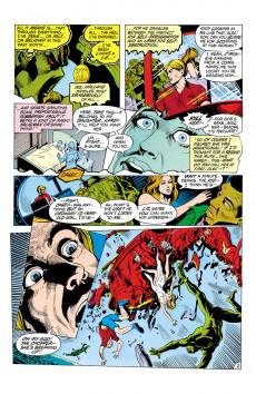 Extrait de Swamp Thing Vol.2 (DC comics - 1982) -9- (sans titre)